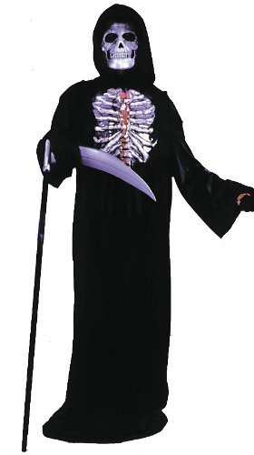 Bleeding Skeleton Costume - Medium by (Bleeding Skeleton Costume)