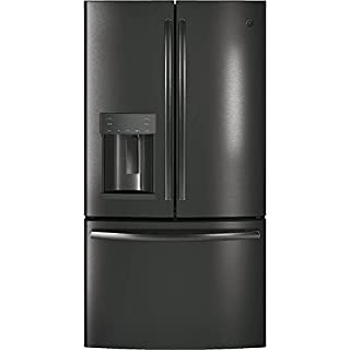GE GFD28GBLTS 36 Inch French Door Refrigerator With 27.8 Cu. Ft. Total  Capacity,
