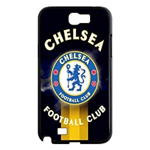 Chelsea Holiday Gifts With Hard Shell Case for Samsung Galaxy Note 2 N7100-Black