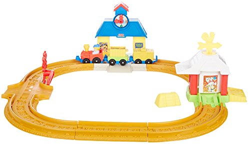 Fisher-Price Connect N Play Railway Wheelies