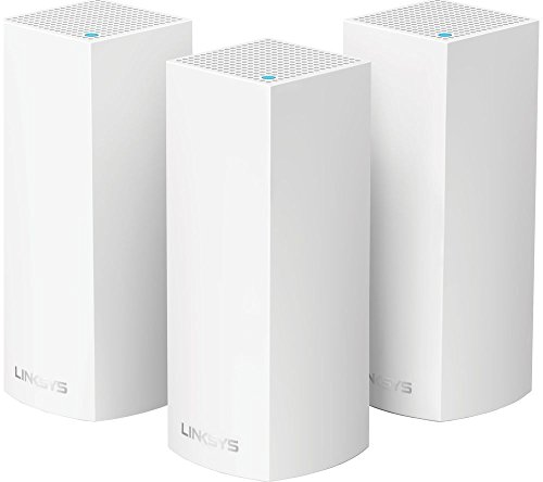 Linksys WHW0303-UK Velop Tri-Band AC6600 Whole...