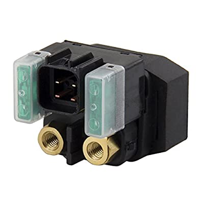 Starter Relay Solenoid For Yamaha Grizzly Raptor Rhino 550 700 2006 2007 2008: Automotive