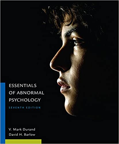 Amazon essentials of abnormal psychology 9781305633681 v essentials of abnormal psychology 7th edition fandeluxe Images