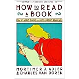 How to Read a Book Publisher: Touchstone; Revised edition
