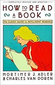 How to Read a Book Publisher: Touchstone;…