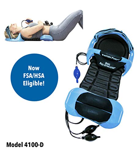 Posture Pump® Dual Deluxe Full Spine (Model 4100-D) ()