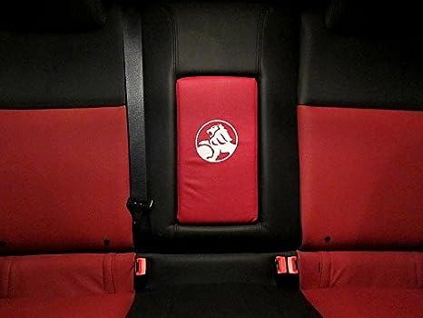 Amazon.com: RedlineGoods Pontiac G8 2006-09 cubierta de apoyabrazos traseros de: Automotive