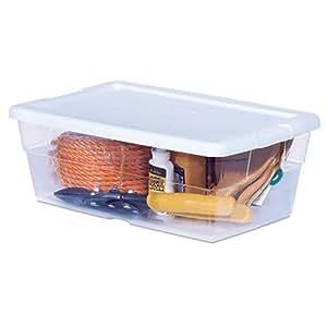 Sterilite 16428012 6QT Storage Box