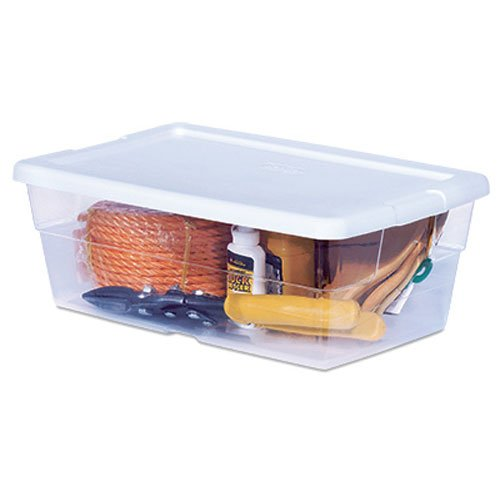 Sterilite 16428012 6QT Storage Box