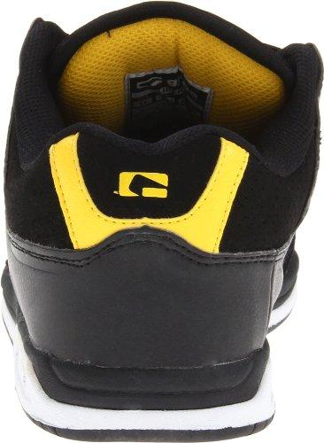 GLOBE Skateboard Shoes LIBERTY BLACK/YELLOW