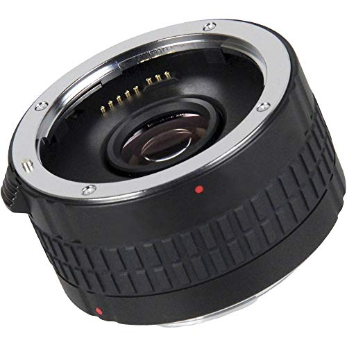 Teleconverter 2.0X (Doubler) Extender for Canon EOS & Rebel Series (EF & EF-S Lenses)
