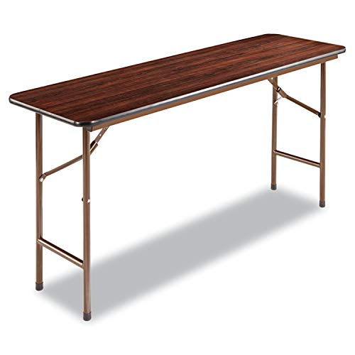 Alera Folding Rectangular Table, 60 by 18 by 29-Inch by Alera (Image #3)