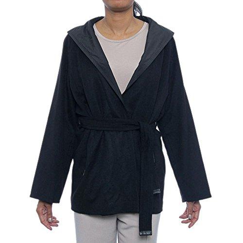 Max Mara Women Mora Wrap Overcoat Wrap Marina Size 12