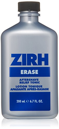 Zirh Erase Aftershave Relief Tonic, 6.7 fl. oz.