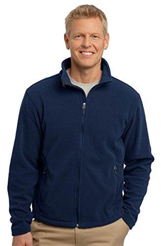 port-authority-mens-soft-fleece-full-zip-jacket