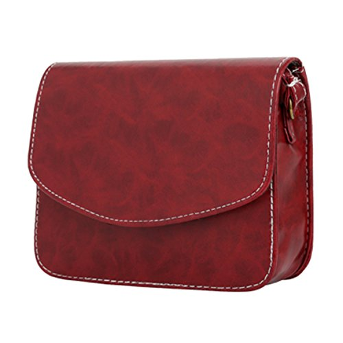 Hotsale Red Women Evening Ladies Purse Bags Shoulder Messenger Famous Clutch Casual Brand Vintage Handbags Small Crossbody Party qBp1x4t