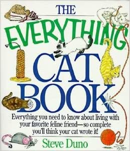 Book The Everything Cat Book (Everything (Pets))