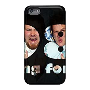 Best Hard Cell-phone Case For Iphone 6plus With Allow Personal Design Realistic Bowling For Soup Band Pattern JonBradica