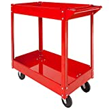 TecTake Workshop tool trolley with 2 levels