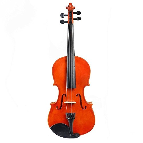Ohuhu Natural Acoustic Violin Fiddle