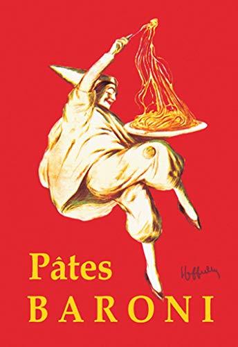 pates baroni spaghetti poster - 9