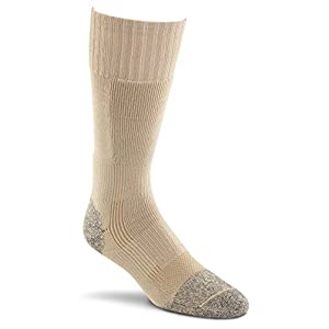 Fox River Military Wick Dry Maximum Mid Calf Boot Sock (Med/Beige)