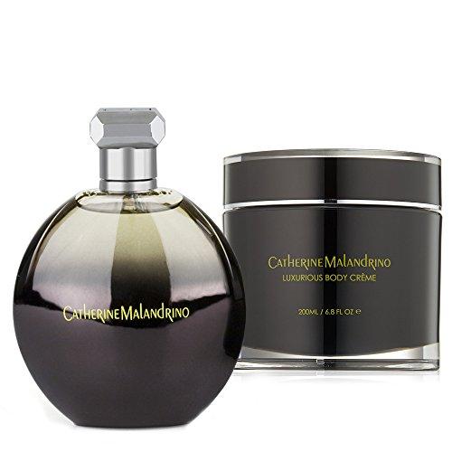 Catherine Malandrino Style De Paris Fragrance & Body Crème Bundle Parfum, 2.2 lb.