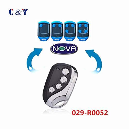 Calvas Centurion NOVA Blue Gate/Garage Remote Control Replacement (Control Gate Nova)