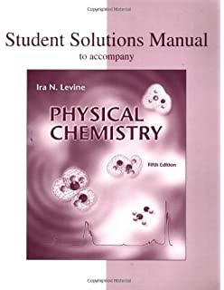 Student solutions manual to accompany physical chemistry ira student solutions manual to accompany physical chemistry fandeluxe Images