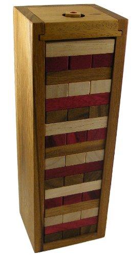 【超目玉】 Jumbling B005K2WT20 Tower Triple Colours Triple Colours Classic Wooden Game B005K2WT20, 湯梨浜町:de544d86 --- dou13magadan.ru