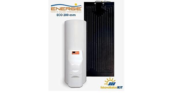 Solar Termodinamico Energie Eco 200esm: Amazon.es: Bricolaje y herramientas