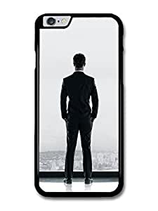 "AMAF ? Accessories Christian Grey Jamie Dornan case for iPhone 6 Plus (5.5"")"