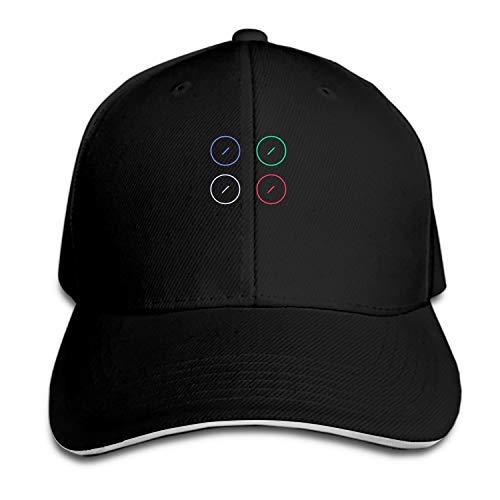 SEVTNY Unisex Just Knob Things Baseball Cap Dad Hat Peaked Flat Trucker Hats ()