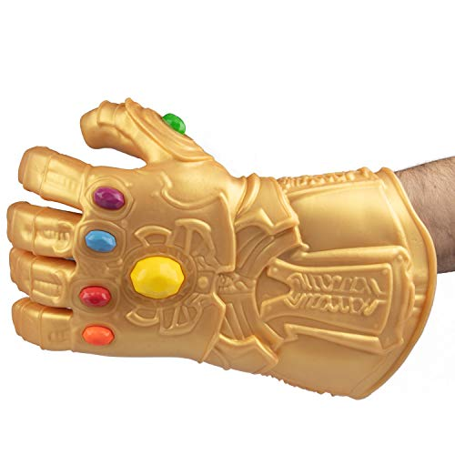 Marvel Avengers Infinity Gauntlet Silicone Oven Glove - Movie Replica Oven Mitt - Fits Left Hand - One Size