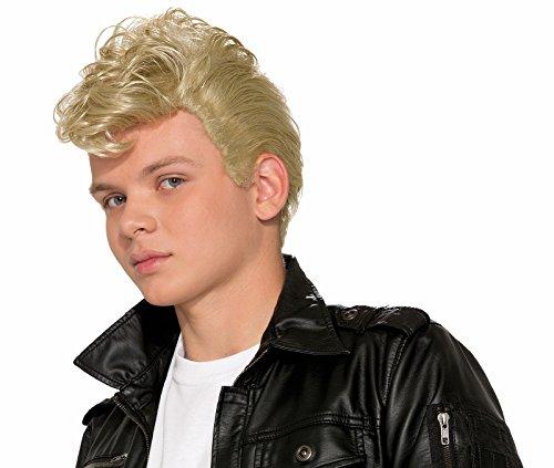 Forum Novelties 74426/147 Blonde Greaser Wig ()