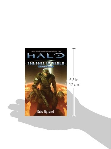 Halo The Fall Of Reach Eric Nylund 9780765367297 Amazon Books