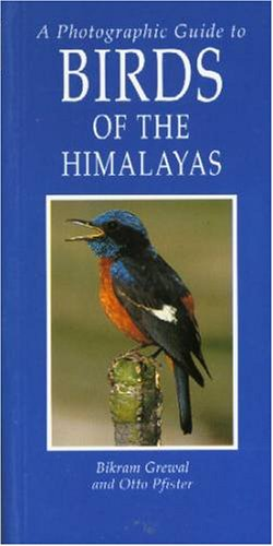 Photographic Guide to Birds of the Himalayas