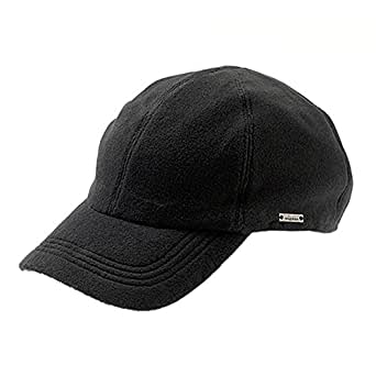 Wigens Bjorn - Goretex Cap with Earflaps-Black-55