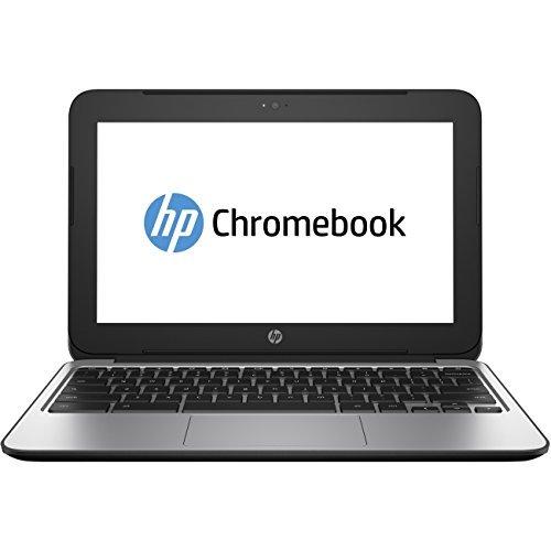 人気No.1 HP B016T4L22A Chromebook 11 Black-Silver, G4 11.6