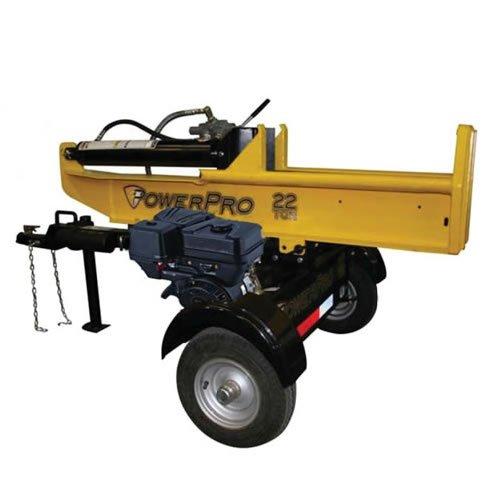 PowerPro 22-Ton Log Splitter