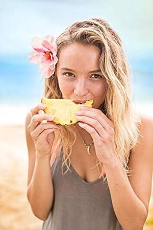 Hawaiian Tropic FACE Aloha Care SPF 30 - Crema Solar Fotoprotectora para la Cara Sin Oxibenzona, Protección Facial Sin Obstrucción de Poros, Sin Grasa y Matificante, 90 ml