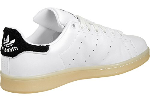 adidas Stan Smith W, Zapatillas de Gimnasia para Mujer blanco y azul