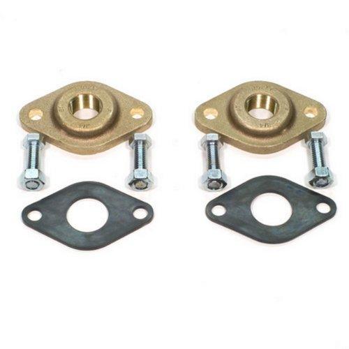 - Grundfos 519651 3/4-Inch GF 15/16 Bronze Flange Set