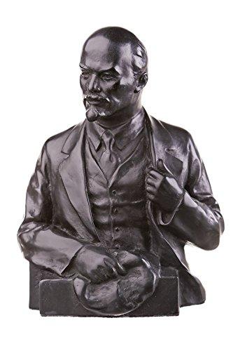 Soviet russian ussr leader vladimir lenin stone bust