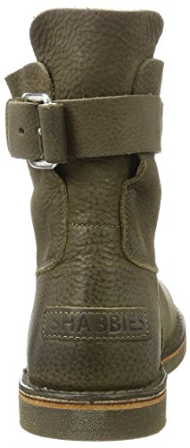 Shabbies Amsterdam Bottes Marron Femme 3032 Souples olive Brown SSrw4Axq