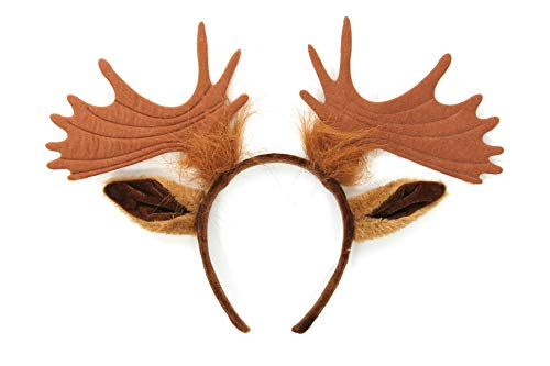 Muffin Man Costumes Ideas - elope Moose Ears and Antlers