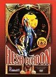 Flesh Gordon Part 1 & 2 - double feature (uncut) english audio