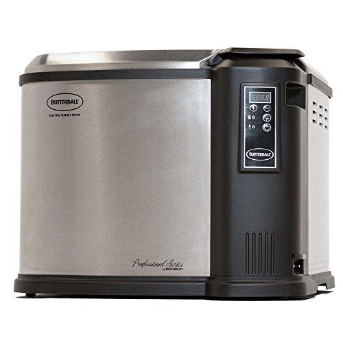 Butterball XXL Digital 22 lb. Indoor Electric Turkey Fryer, Platinum