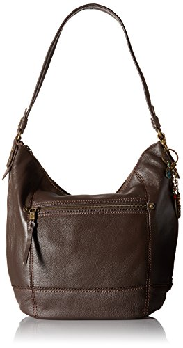 The Sak Sequoia Hobo Bag,Cocoa,One Size