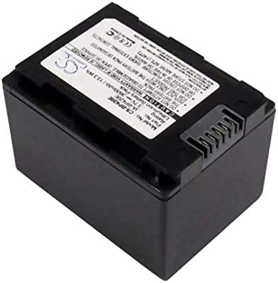 XPS Replacement Battery Compatible with Samsung HMX-H200 HMX-H200BP HMX-H203 HMX-H203BN HMX-H204 HMX-H204BN HMX-H205 HMX-H205BN HMX-S10 HMX-S10BN